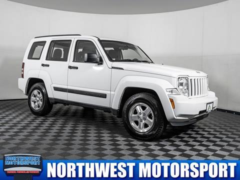 2012 Jeep Liberty for sale in Puyallup Wa, WA