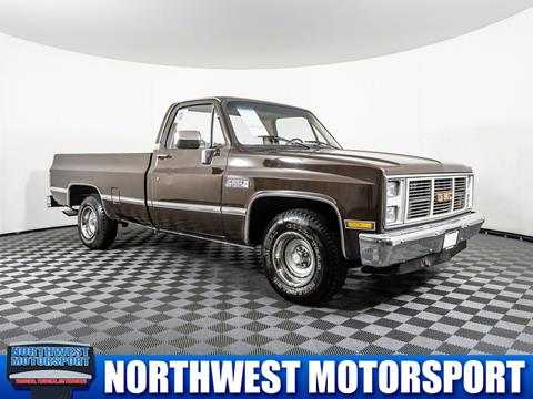 1986 GMC C/K 1500 Series for sale in Puyallup Wa, WA