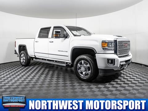 2019 GMC Sierra 3500HD for sale in Puyallup Wa, WA
