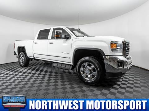 2018 GMC Sierra 2500HD for sale in Puyallup Wa, WA