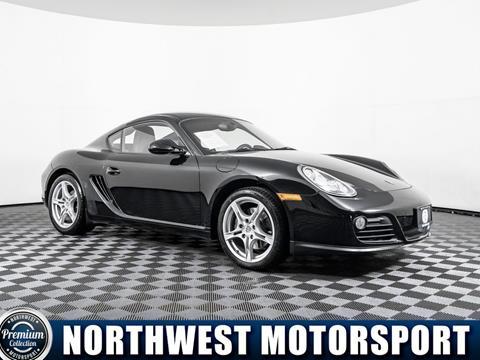2011 Porsche Cayman for sale in Puyallup Wa, WA