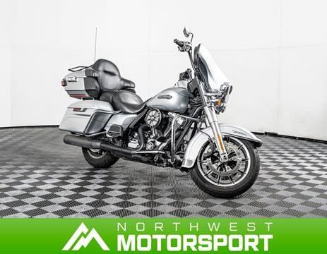 2015 Harley-Davidson Electra Glide for sale in Puyallup Wa, WA