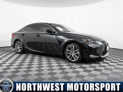 2019 Lexus IS 300 for sale in Puyallup Wa, WA