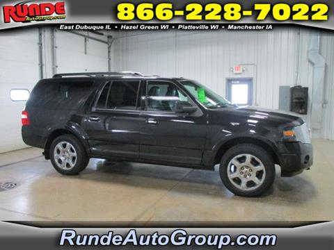 2013 Ford Expedition EL for sale in East Dubuque, IL