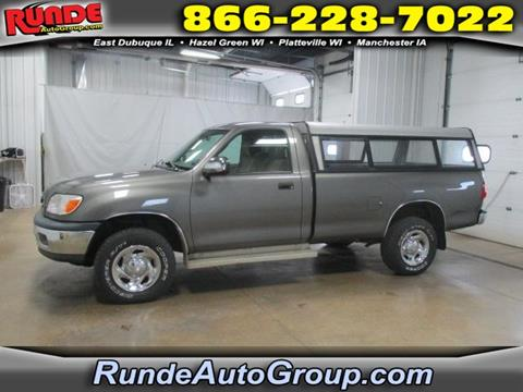 2005 Toyota Tundra for sale in East Dubuque, IL