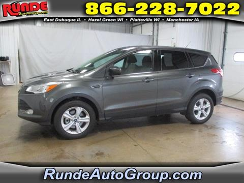 2015 Ford Escape for sale in East Dubuque, IL