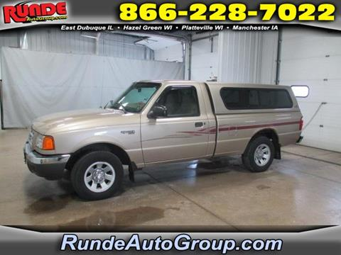 2002 Ford Ranger for sale in East Dubuque, IL