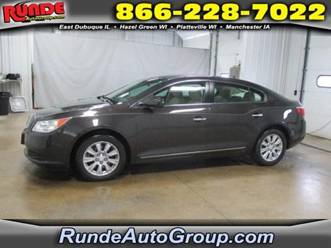 2013 Buick LaCrosse for sale in East Dubuque, IL