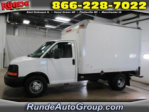 2012 Chevrolet Express Cutaway for sale in East Dubuque, IL