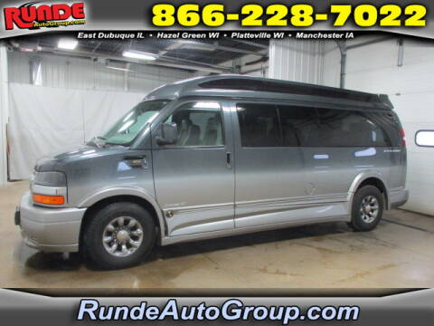 2016 Chevrolet Express Cargo for sale at Runde Chevrolet in East Dubuque IL