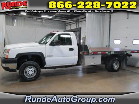 2007 Chevrolet Silverado 3500 Classic for sale in East Dubuque, IL