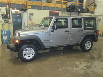 2017 Jeep Wrangler Unlimited for sale in East Dubuque, IL