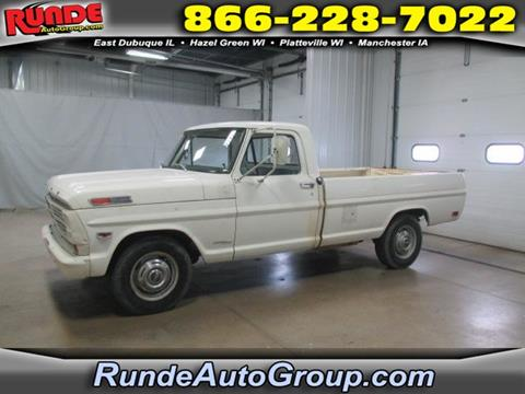 1968 Ford F-250 for sale in East Dubuque, IL
