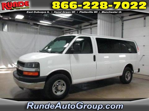 2015 Chevrolet Express Passenger for sale in East Dubuque, IL