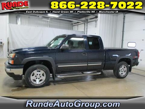 2007 Chevrolet Silverado 1500 Classic for sale at Runde Chevrolet in East Dubuque IL