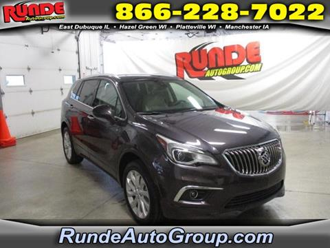 2018 Buick Envision for sale in East Dubuque, IL