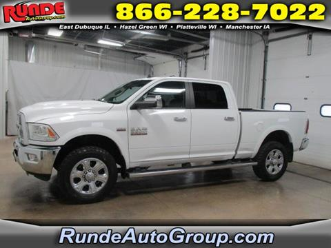 2014 RAM Ram Pickup 2500 for sale in East Dubuque, IL