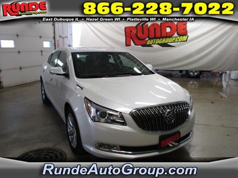 2016 Buick LaCrosse for sale in East Dubuque, IL