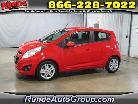 2013 Chevrolet Spark for sale in East Dubuque, IL