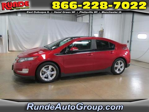 2012 Chevrolet Volt for sale in East Dubuque, IL