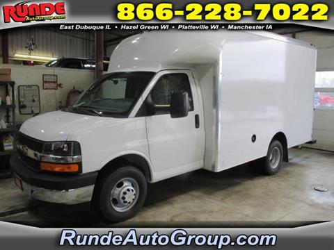 chevrolet express cutaway for sale in illinois. Black Bedroom Furniture Sets. Home Design Ideas