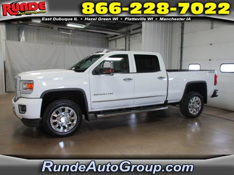 2017 GMC Sierra 2500HD for sale in East Dubuque, IL