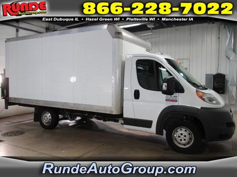 2014 RAM ProMaster Cab Chassis for sale in East Dubuque, IL