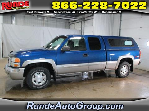 2003 GMC Sierra 1500 for sale in East Dubuque, IL
