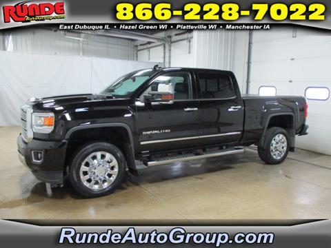 2018 GMC Sierra 2500HD for sale in East Dubuque, IL