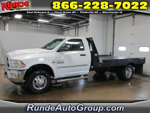 2016 RAM Ram Chassis 3500 for sale in East Dubuque, IL