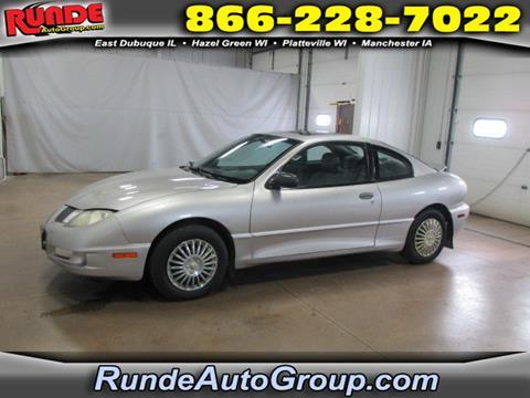 2005 Pontiac Sunfire for sale in East Dubuque, IL