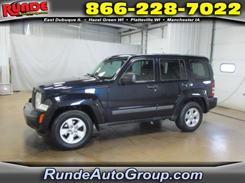 2011 Jeep Liberty for sale in East Dubuque, IL