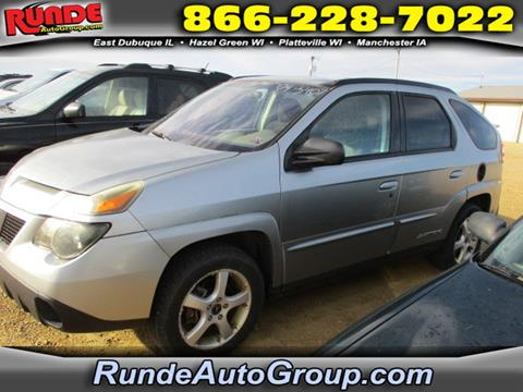 2004 Pontiac Aztek for sale in East Dubuque, IL