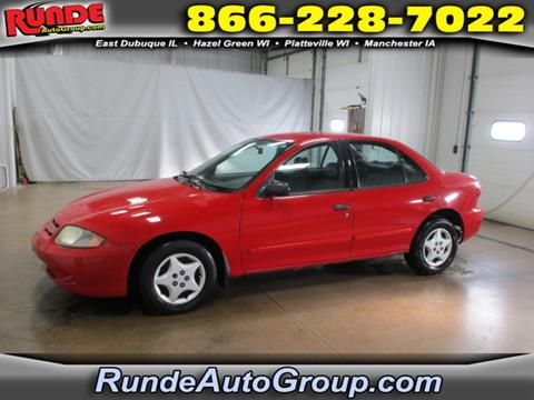 2003 Chevrolet Cavalier for sale in East Dubuque, IL