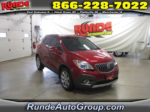2016 Buick Encore for sale in East Dubuque, IL