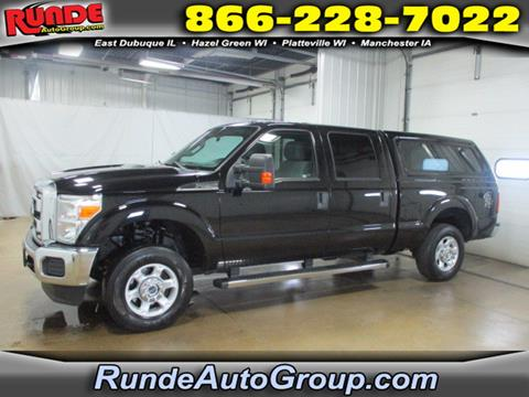 2016 Ford F-250 Super Duty for sale in East Dubuque, IL