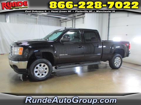 2012 GMC Sierra 2500HD for sale in East Dubuque, IL