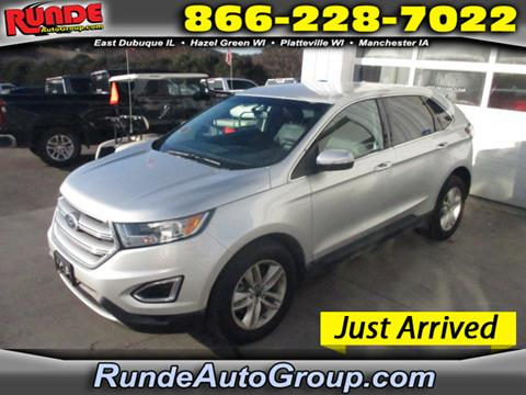 2017 Ford Edge for sale in East Dubuque, IL