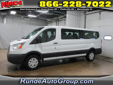 2019 Ford Transit Passenger for sale at Runde Chevrolet in East Dubuque IL