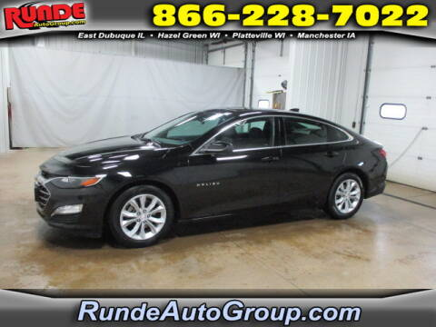 2019 Chevrolet Malibu for sale at Runde Chevrolet in East Dubuque IL
