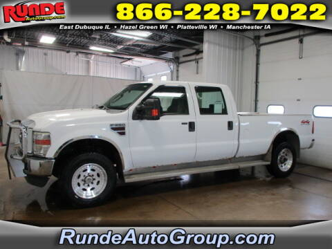 2008 Ford F-350 Super Duty for sale at Runde Chevrolet in East Dubuque IL