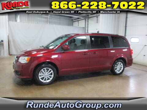 2019 Dodge Grand Caravan for sale at Runde Chevrolet in East Dubuque IL