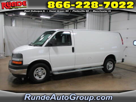 2018 Chevrolet Express Cargo for sale at Runde Chevrolet in East Dubuque IL