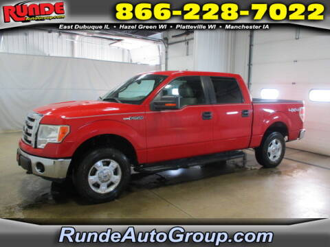 2010 Ford F-150 for sale at Runde Chevrolet in East Dubuque IL