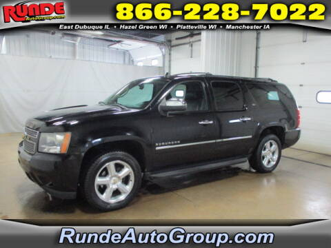 2011 Chevrolet Suburban for sale at Runde Chevrolet in East Dubuque IL
