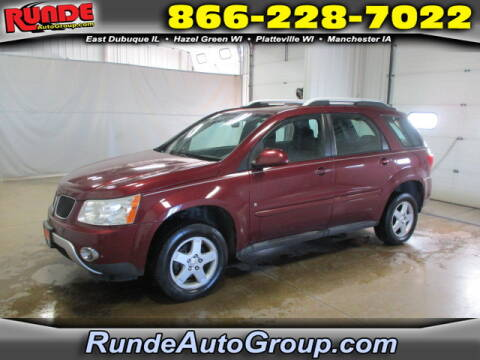 2007 Pontiac Torrent for sale at Runde Chevrolet in East Dubuque IL