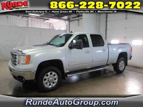 2012 GMC Sierra 2500HD for sale at Runde Chevrolet in East Dubuque IL