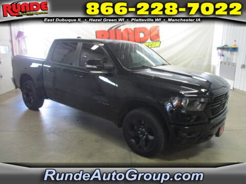 2019 RAM Ram Pickup 1500 for sale at Runde Chevrolet in East Dubuque IL