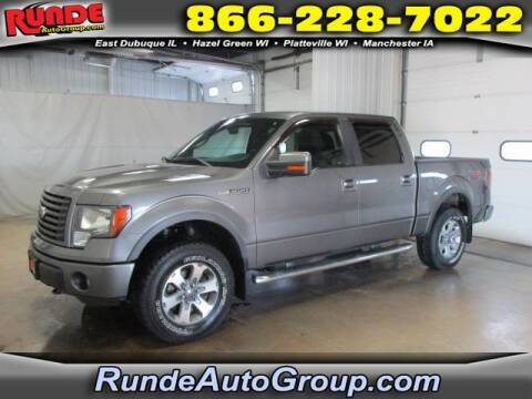 2011 Ford F-150 for sale at Runde Chevrolet in East Dubuque IL