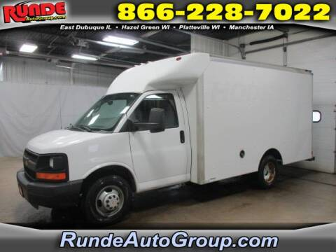 2015 Chevrolet Express Cutaway for sale at Runde Chevrolet in East Dubuque IL